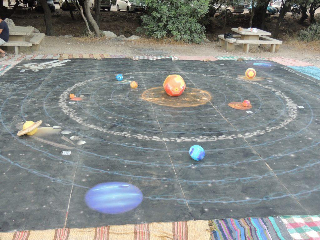 פעילות אסטרונומיה לכל המשפחה בחול המועד